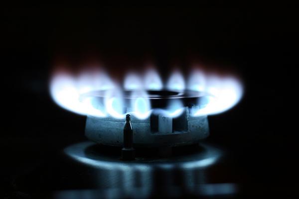gas burning hob